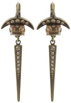 earring-eurowire-dangling-art-deco-oriental-beige--5450543278452