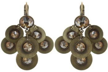 earring-eurowire-dangling-reptile-meteor-beige--5450543241333